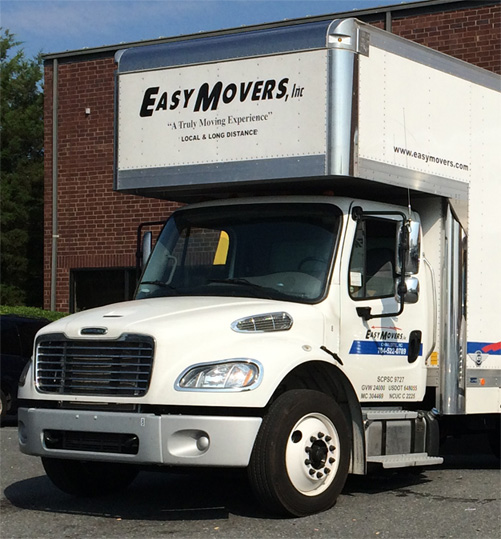 Moving Charlotte NC