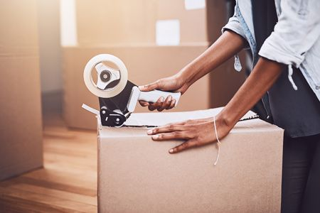 Charlotte Movers Packing