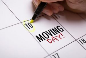 Be Ready on Moving Day