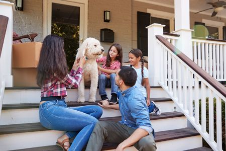 Moving with Kids & Pets