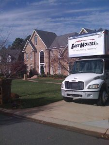 Waxhaw Local Movers